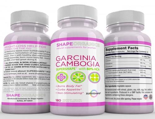 Supreme Garcinia Cambogia 60 hca